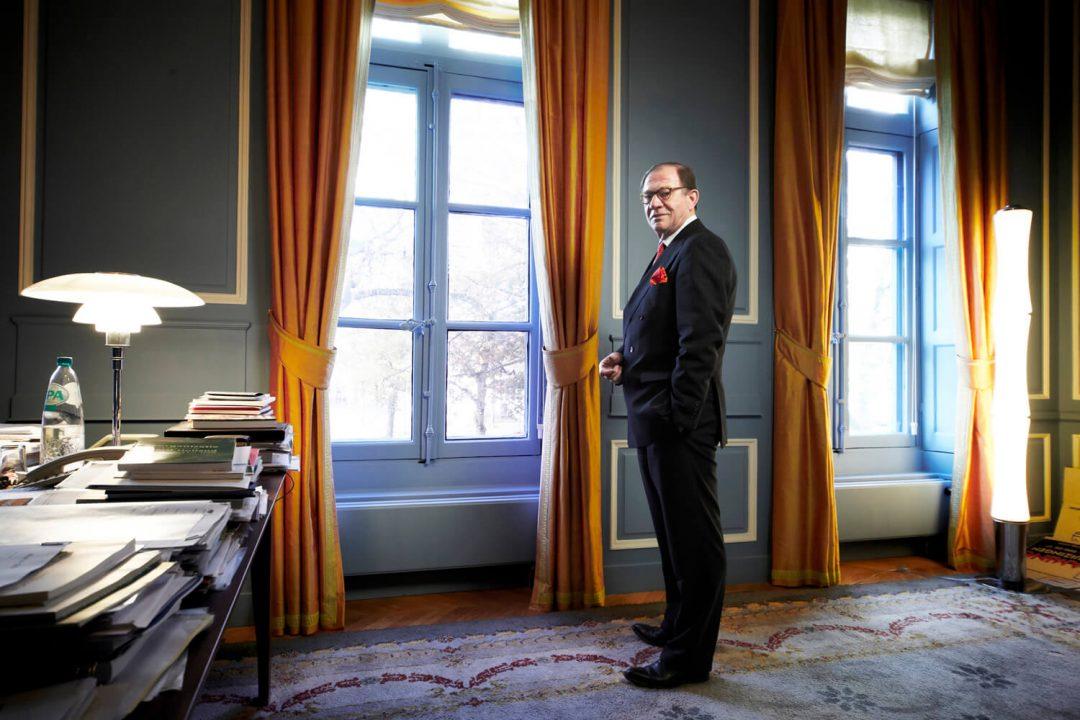 Harry Borghouts – Commissaris van de Koningin PNH