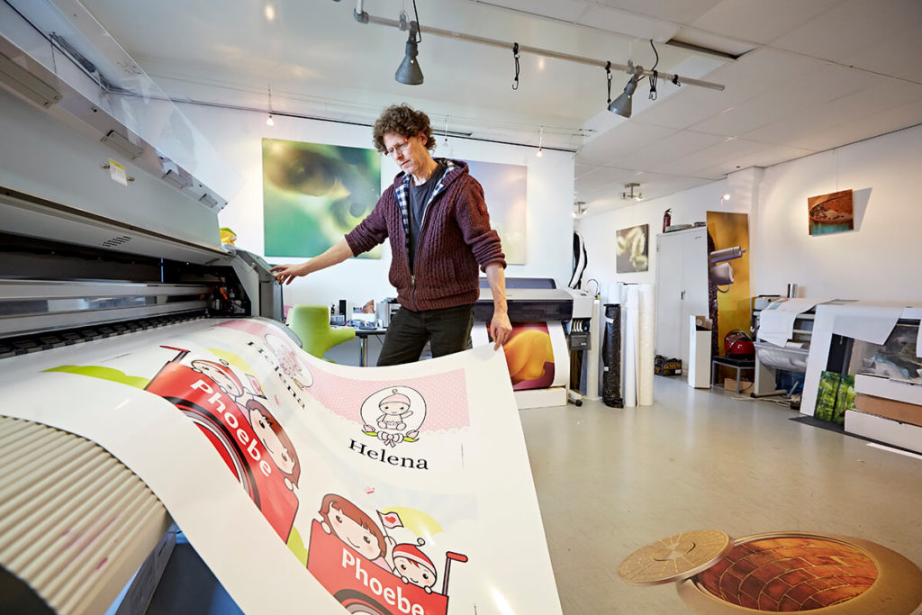 Kleurdomein XL & Art Printing