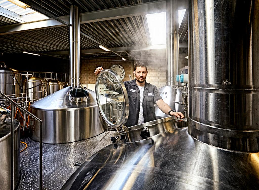 Robbert Uyleman Beer Brewer